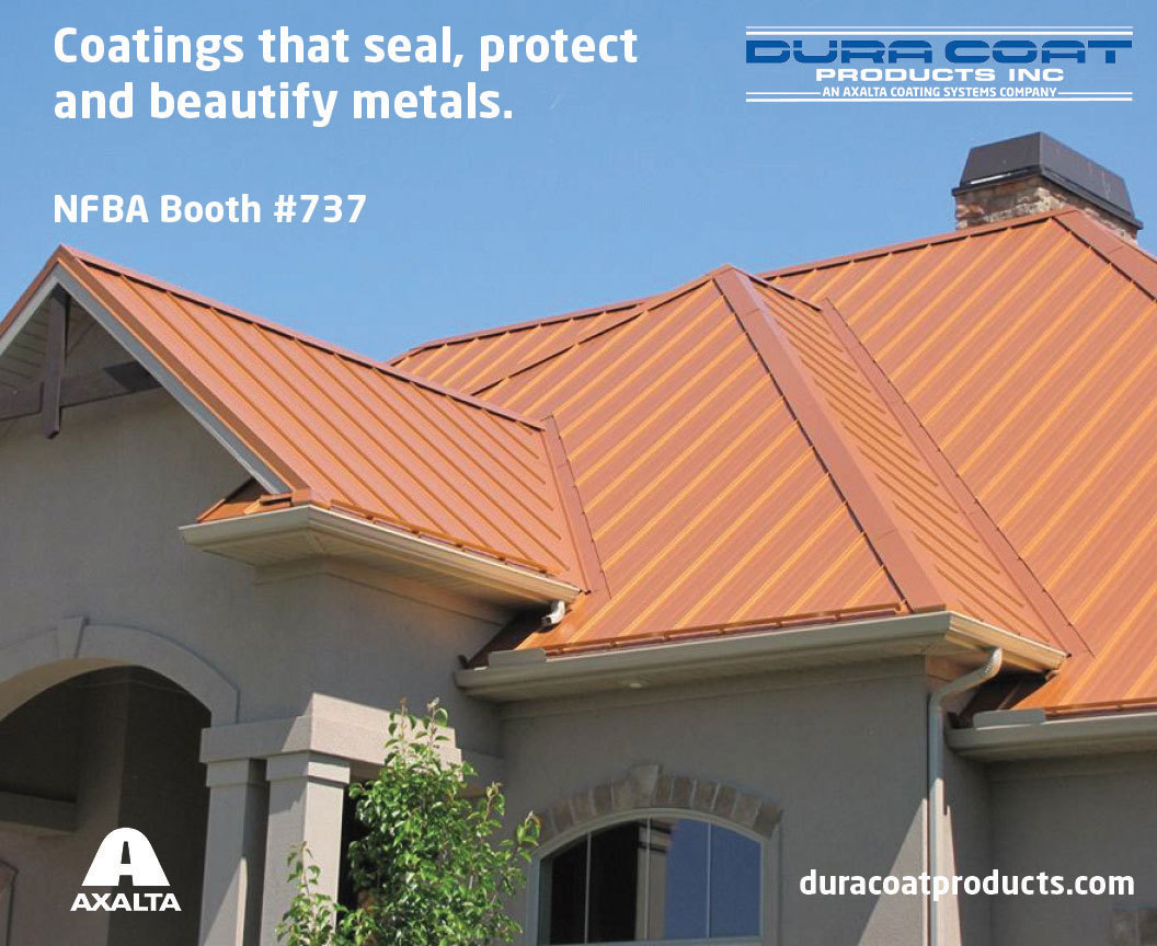 Dura Coat Products, Inc., an Axalta Coating Systems company, will feature its premium quality line of high-performance coatings at booth #737 at the Frame Building Expo in Nashville, Tennessee, on March 8-10. (Graphic: Axalta)