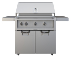 "Aspire by Hestan, 36"" Grill on Tower Cart with Double Doors (Photo: Business Wire)"