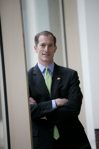 Tom Partridge, president of Fifth Third Equipment Finance (Photo: Business Wire)