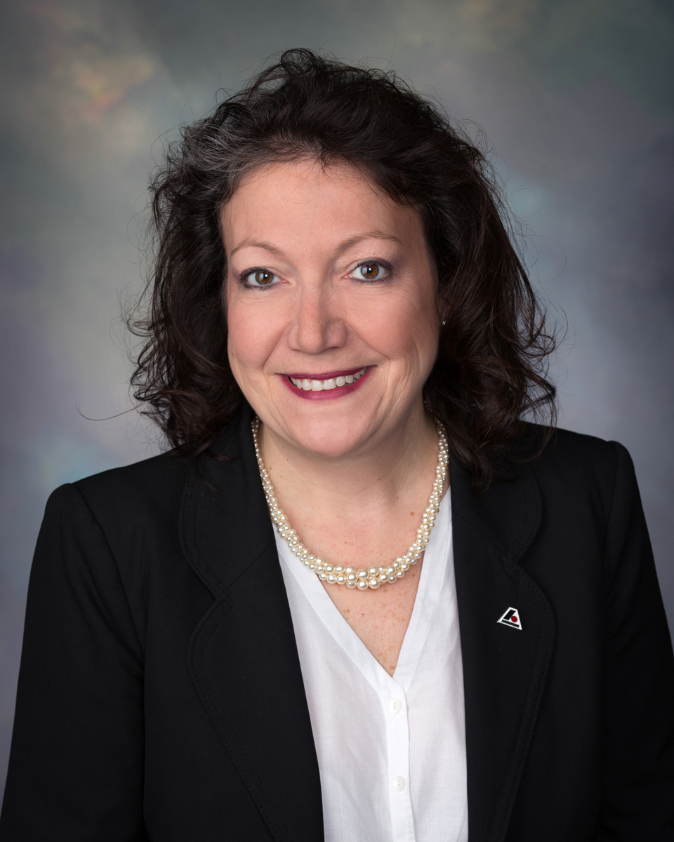 Mary E. Blair, Accuride SVP Supply Chain (Photo: Business Wire)