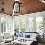 Product: Architect Series Reserve in Sunroom (Photo Credit: Morgante Wilson Architects and Werner Straube Photography)