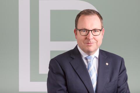 Dr. Thomas Stoffmehl, CEO von LR Health & Beauty (Foto: Business Wire)