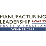 Proto Labs has won a Frost & Sullivan Manufacturing Leadership Award for their talent development initiative. (Graphic: Frost & Sullivan)