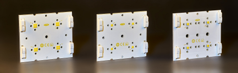 Seoul Semiconductor Europe Reference modules based on  Wicop LED technology (Photo: Business Wire)