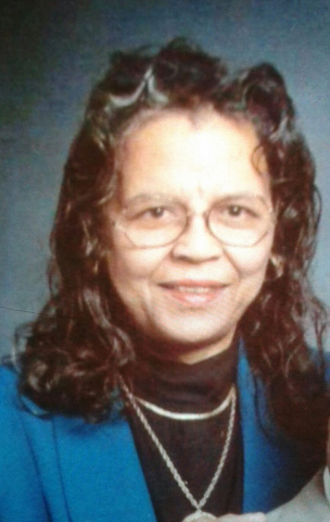 Pictured above is Bessie Mae McDaniel. Ms. McDaniel purchased a life insurance policy on her son, Wi ...
