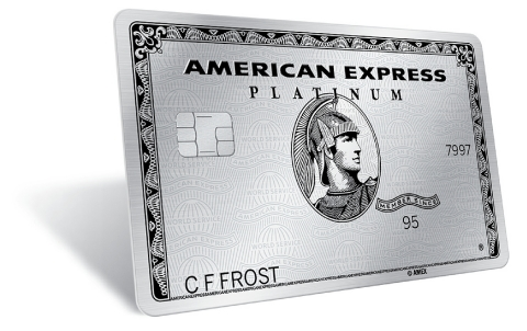 In addition to the enhanced benefits for Platinum Card Members, American Express is introducing a new, sleek metal Card design.