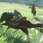 Step into a world of discovery, exploration and adventure in The Legend of Zelda: Breath of the Wild, a boundary-breaking new game in the acclaimed series. (Graphic: Business Wire)