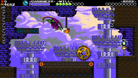 The latest campaign from the critically acclaimed hit game Shovel Knight is a full-featured game starring Specter Knight, one of the villains from the original game. (Graphic: Business Wire)