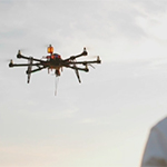 Harris Corporation is applying its expertise in air traffic management to integrate drones safely into the national airspace system.