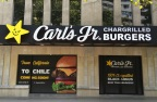 The new Carl's Jr. in Chile. (Photo: Business Wire)