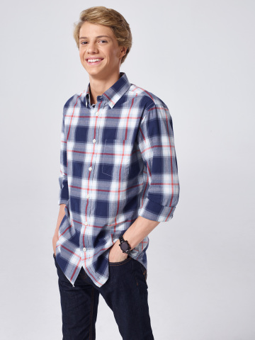 Pictured: Henry (Jace Norman) in HENRY DANGER on Nickelodeon. Photo: James Dimmock/Nickelodeon. © 20 ...