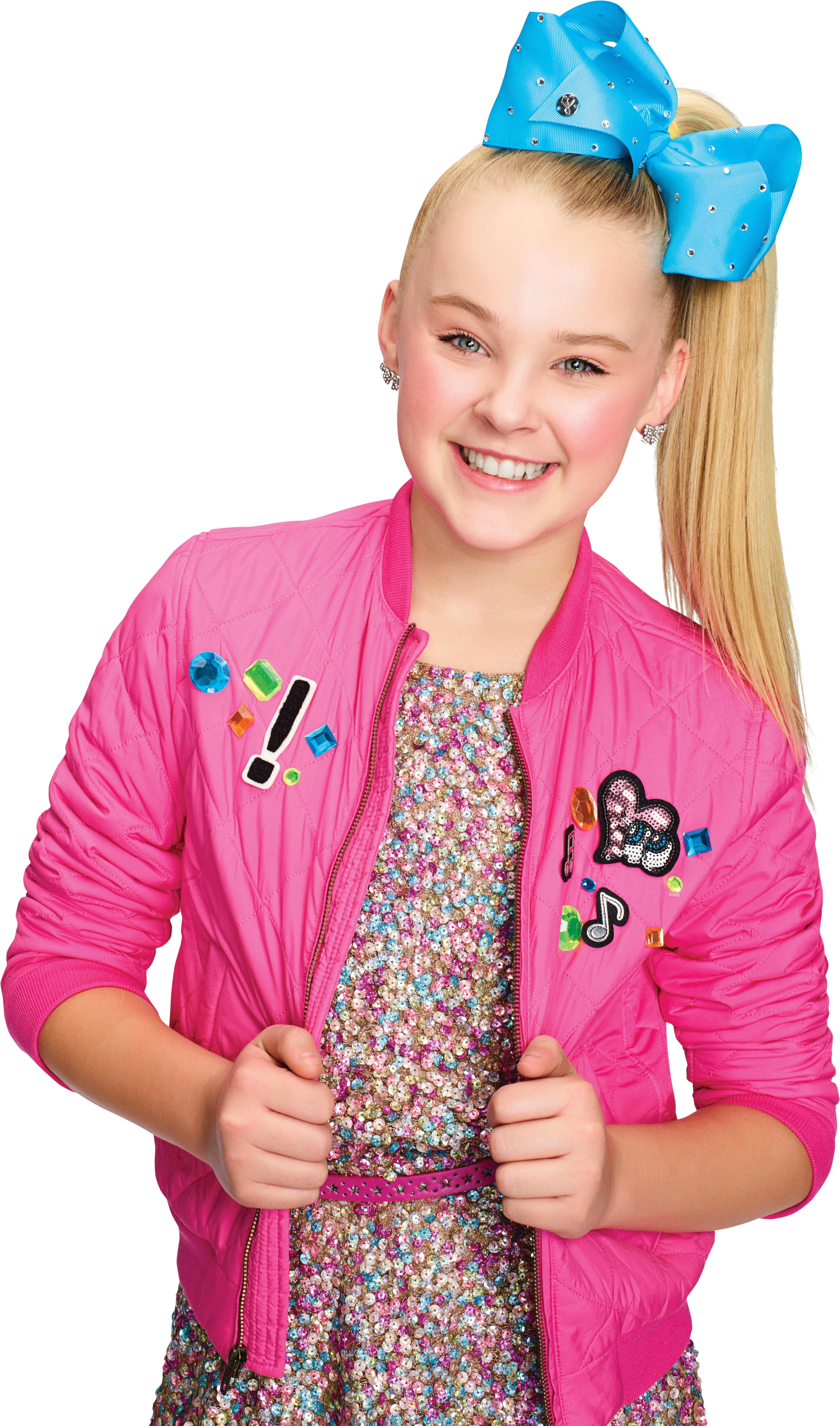Pictured: JoJo Siwa Nickelodeon. Photo: Terry Doyle/Nickelodeon. © 2016 Viacom International, Inc. All Rights Reserved.