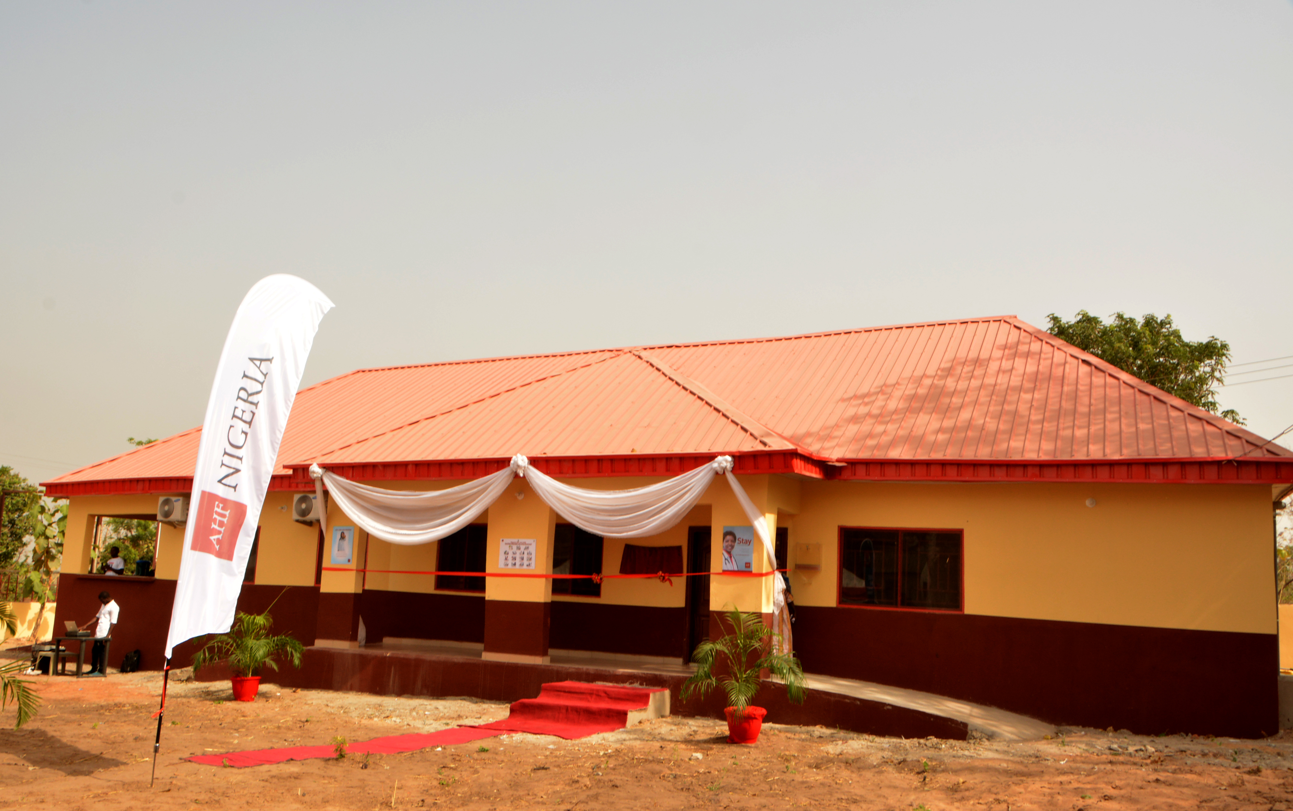 Aids Healthcare Foundation Unveils Two New Facilities In Nigeria