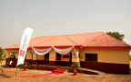 Newly Constructed Clinic by AHF in Agan-Benue State, Nigeria (Photo: Business Wire)