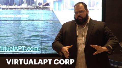 VirtualApt, winner of the Millennial Shopper award (Photo: Business Wire)