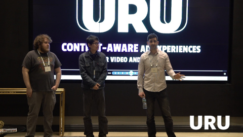 URU, winner of the Millennial Consumer award (Photo: Business Wire)