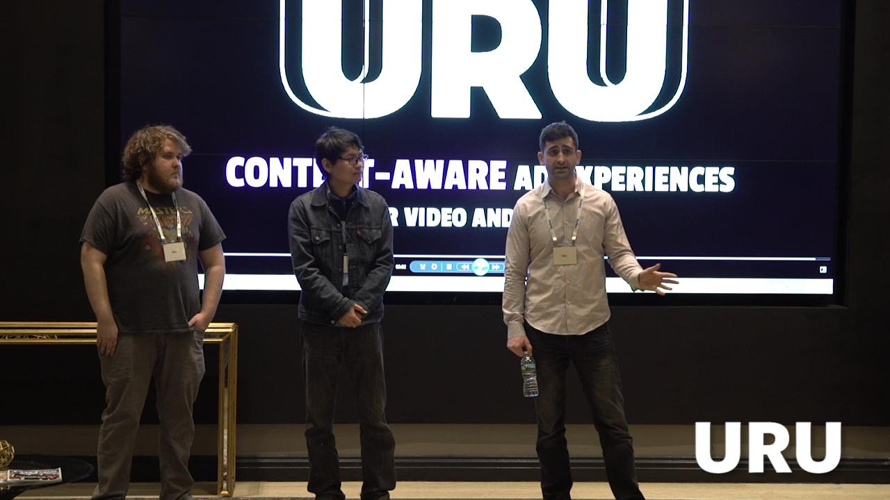 URU, winner of the Millennial Consumer award (Photo: Business Wire)