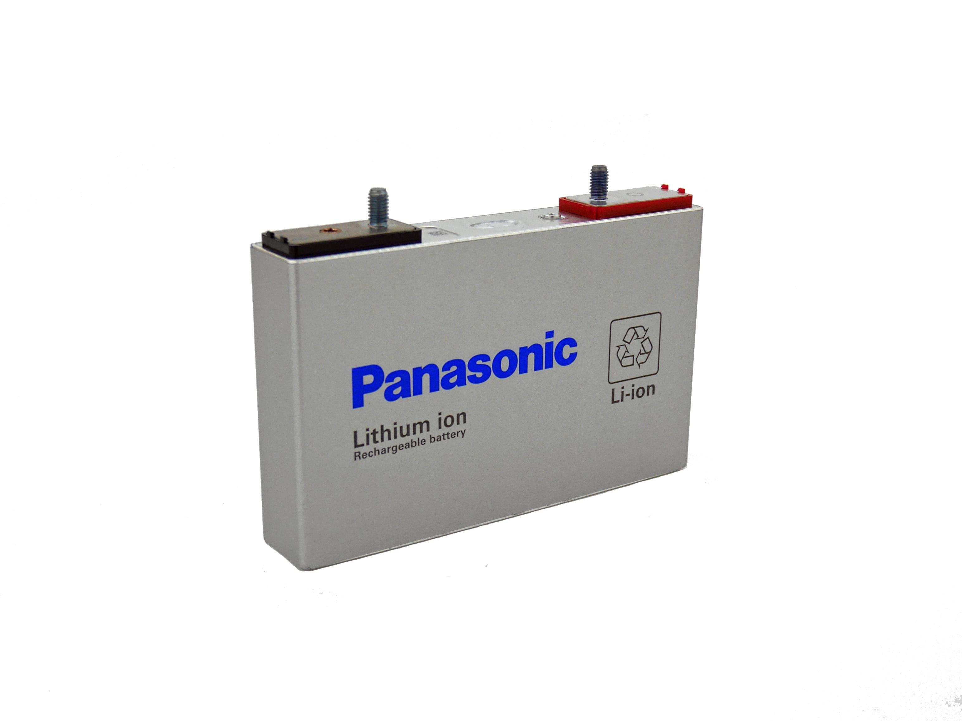 插电式混合动力汽车用锂离子电池(照片:美国商业资讯)