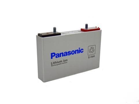 插電式混合動力汽車用鋰離子電池(照片:美國商業資訊)
