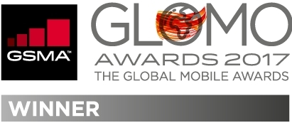 Samsung SDS wins GSMA Glomo Award for Best Mobile Security or Anti-Fraud Solution. (Graphic: Business Wire)