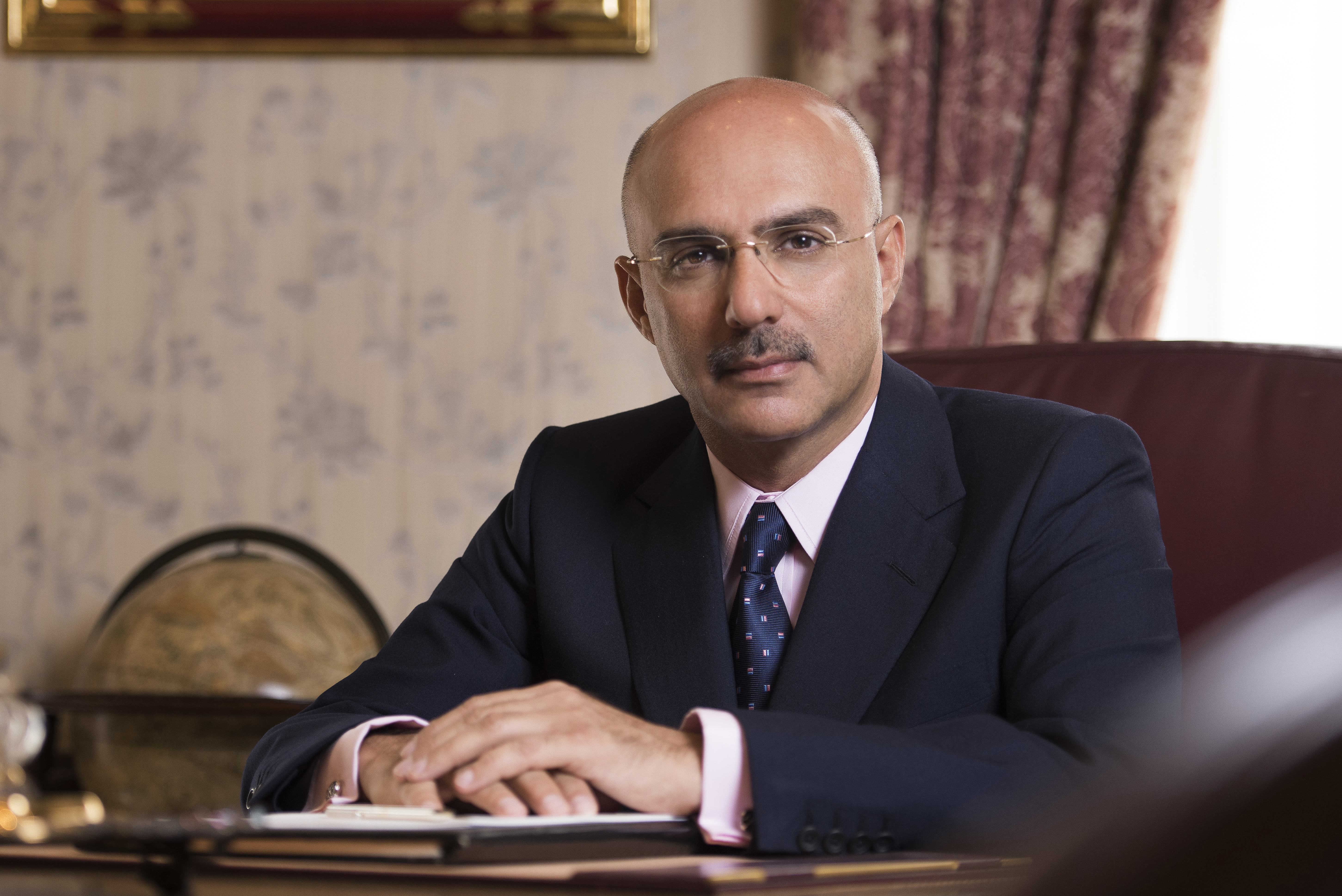 Mohammed Alardhi (Photo: Business Wire)