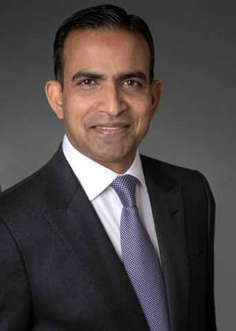 Jugal K. Vijayvargiya, President and Chief Executive Officer, Materion Corporation (Photo: Business Wire)