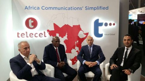 Announcement taking place at Mobile World Congress, Barcelona 2017 (Photo: ME NewsWire)