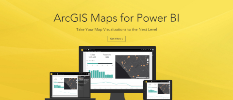 Esri, the global leader in spatial analytics, awarded Microsoft Corporation with the New Technology Integration Award at the Esri Partner Conference in Palm Springs. (Graphic: Business Wire)