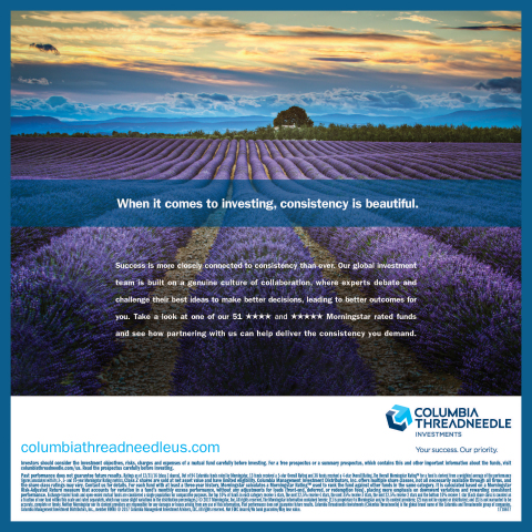 Columbia Threadneedle Investments Launches New Global Advertising Campaign (Graphic: Columbia Threadneedle Investments)