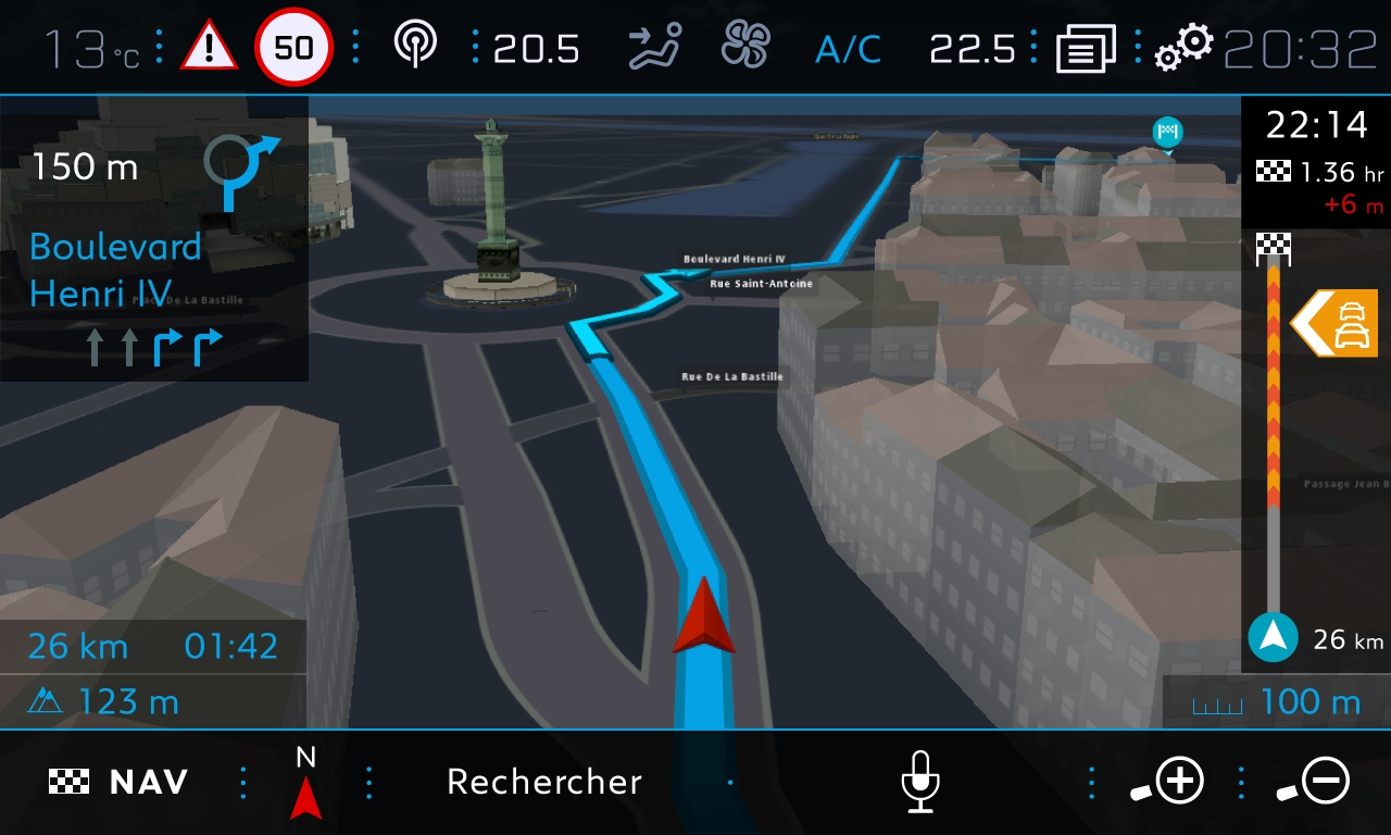 TomTom's Flexible Navigation Components Trusted for Next