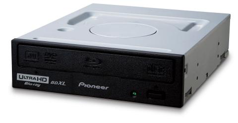 Pioneer BDR-211UBK Internal BD/DVD/CD Writer (Photo: Business Wire)