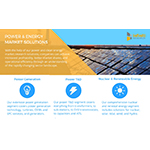 Infiniti Research offers a variety of power and clean energy market research solutions.(Graphic: Business Wire)