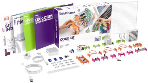 littleBits Code Kit (Photo: Business Wire)