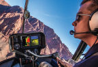 G500H glass flight display (Photo: Business Wire)