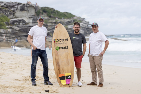 Spacer launches into the U.S. by acquiring Roost (Photo: Business Wire)