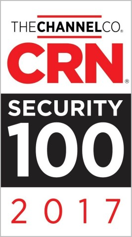 Ixia Recognized on CRN's 2017 Security 100 List | Business Wire