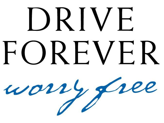 EFG Companies new the Drive Forever Worry Free Lifetime Wrap powertrain coverage upgrade includes roadside assistance, rental reimbursement, and a standard $100 deductible for the first three years. http://bit.ly/2lUkufY