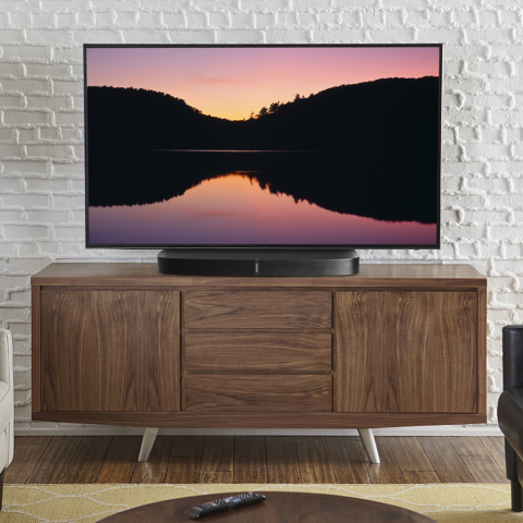 SANUS WSTV1 Swiveling TV Base(Photo: Business Wire)