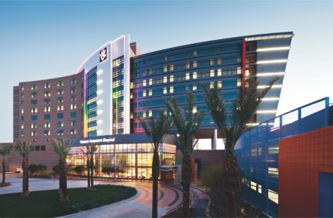 Phoenix Children's Hospital (Photo: Business Wire)