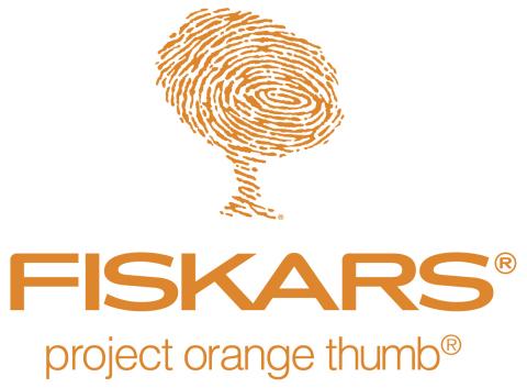 Fiskars Project Orange Thumb Logo (Graphic: Business Wire)