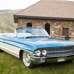 """This 1962 Cadillac Custom Convertible known as """"Cadalina"""" will cross the 2017 Barrett-Jackson Palm Beach Auction Block (Photo: Business Wire)"""