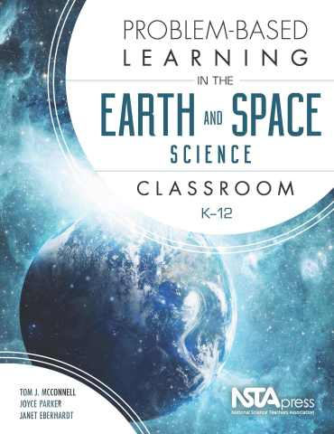 Problem-Based Learning in the Earth and Space Science Classroom, K–12 book cover (Graphic: Business Wire)