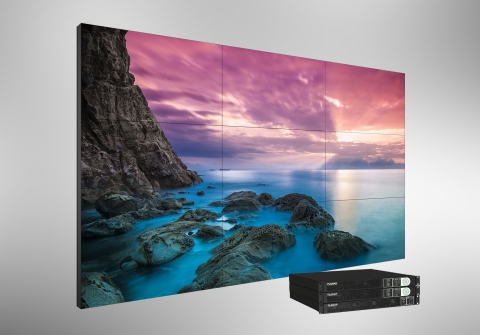 Planar and Leyard announce addition of two new Extreme Narrow Bezel models to award-winning Clarity Matrix LCD Video Wall family. (Photo: Business Wire)