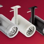 Lighting specifiers create more visually appealing spaces designed to improve the shopping experience using Philips Lightolier OmniSpot LED Track luminaires (Photo:Business Wire)