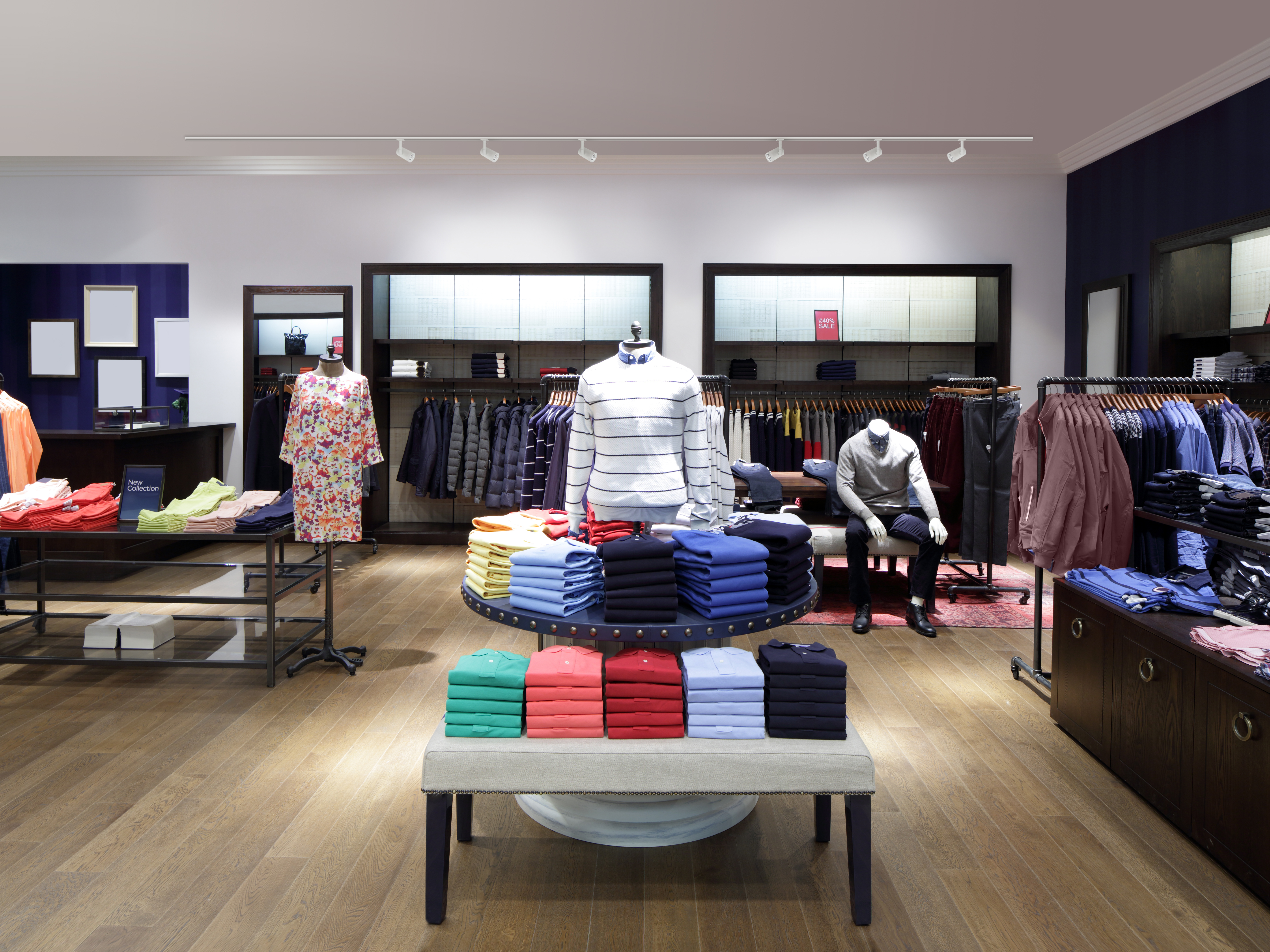 Philips Lighting Showcases Retail Merchandise And Store Design In A Whole New Light Business Wire