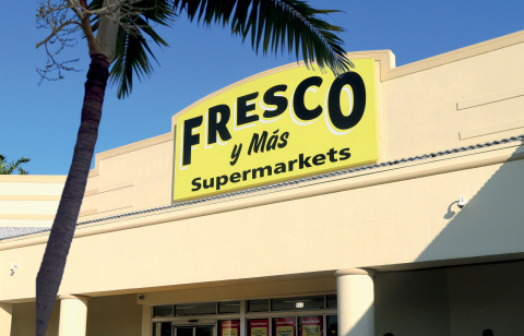 Fresco y Más offers customers an authentic Hispanic grocery store that delivers better product assortment, better value and an enhanced shopping experience with hundreds of new Hispanic items. (Photo: Business Wire)