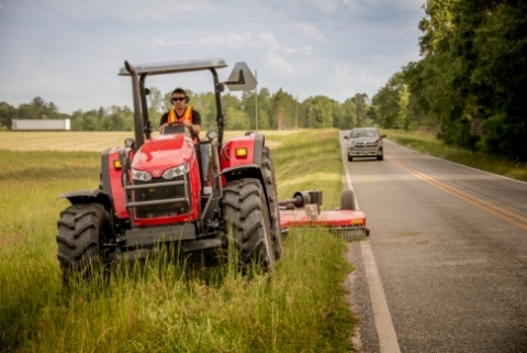 Eligible state and local government agencies can purchase Massey Ferguson tractors and implements fr ...