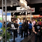 Zahlreiche Besucher und viele interessante Gespräche sorgten für eine rundum gelungene Messepräsenz (Photo: Business Wire)
