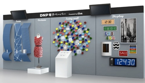 E Ink and DNP Extend Partnership to Deliver Dynamic Retail Experiences at the Point-of-Purchase (Photo: Business Wire)