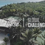 Sir Richard Branson urges business leaders to join him in the Virgin Pulse Global Challenge.